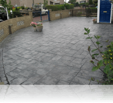 Ashlar Slate Drive and Path Platinum Grey
