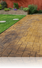 Ashlar Slate Patio in Riverside Tan Charcoal Ra