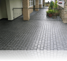 Country Cobble Basalt Grey